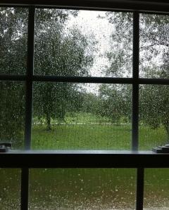 rain window
