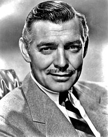 Clark Gable. Wasn't he somethin'?